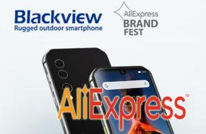 Cмартфоны Blackview на Алиэкспресс (официальный магазин)